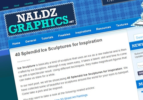 40 Splendid Ice Sculptures for Inspiration
