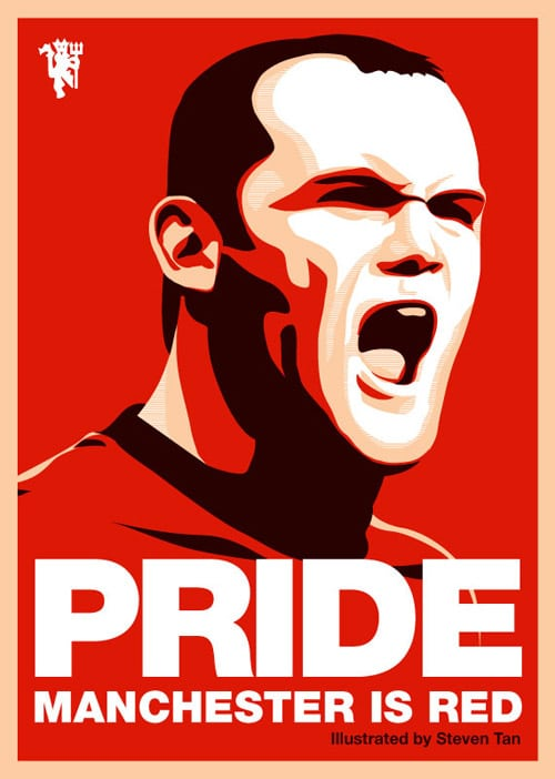 Wayne Rooney : Pride | Manchester is Red