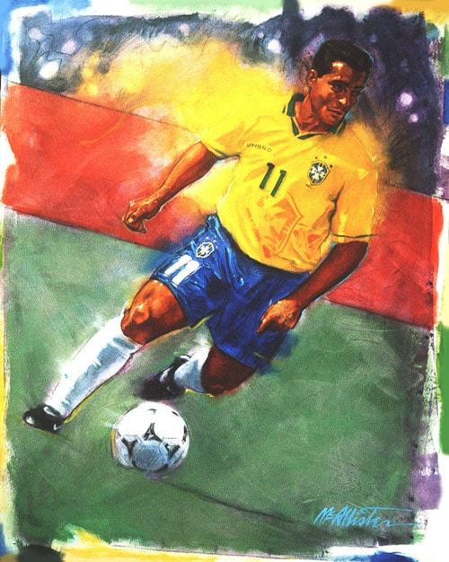 Ronaldinho Bicycle Kick World Cup Soccer Inspi...