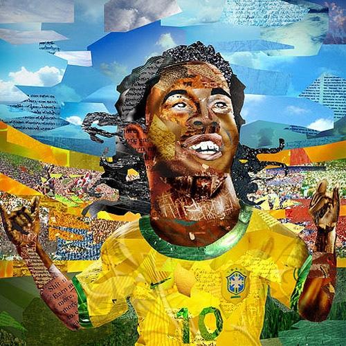 Ronaldinho Textures