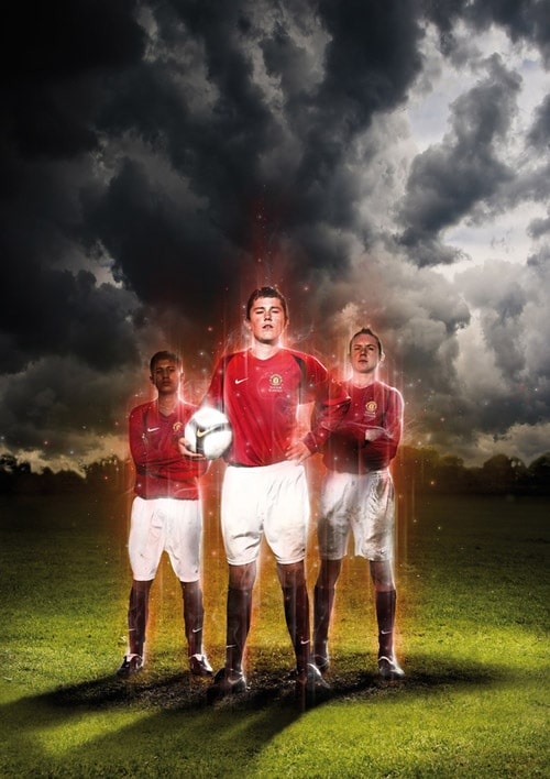 MANCHESTER UNITED SOCCER SCHOOLS 2008