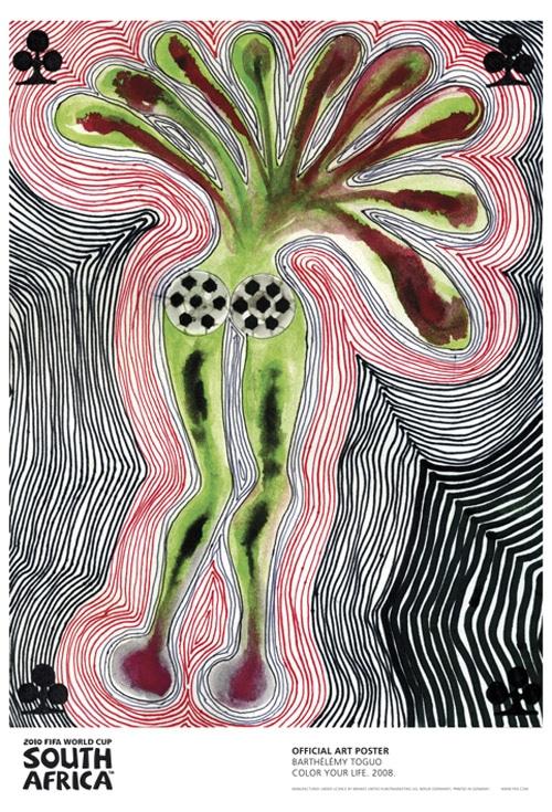 Barthélémy Toguo - Color Your Life