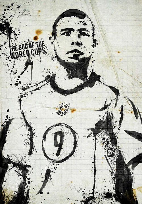 The god of the world cups