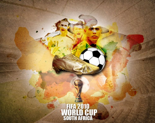 FIFA WORLD CUP - The wait is over