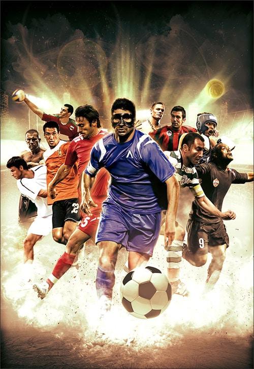 """RING BG - """"Sport mu e maikata"""" print campaign"""