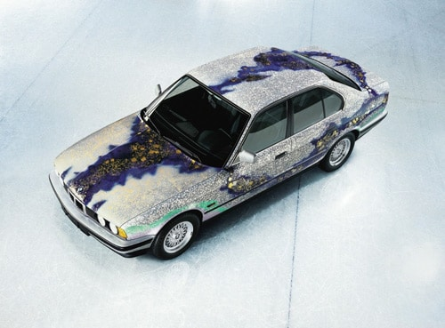 Matazo Kayama, Art Car, 1990 - BMW 535i