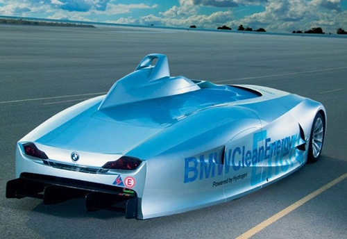 2007 BMW H2R - Olafur Eliasson - back side view