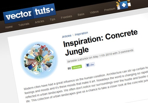 Inspiration: Concrete Jungle