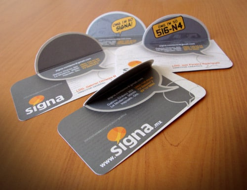 Signa - Business Cards