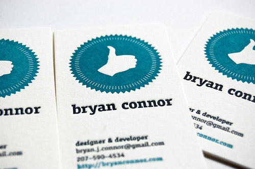 Bryan Connor Business Cards