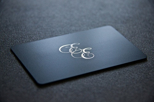 EE Business Cards