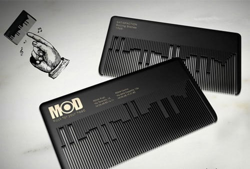Business Card for: MODhair