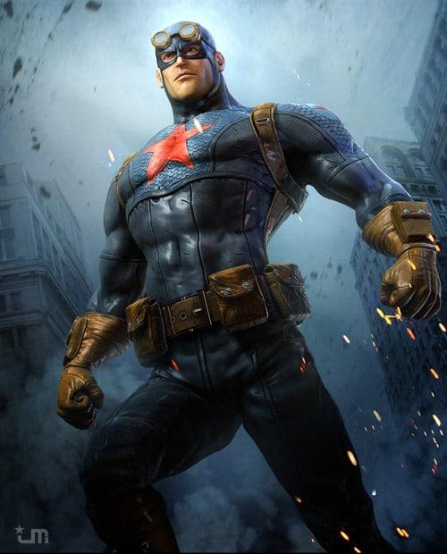 Pixologic Superhero, jeff miller (3D)