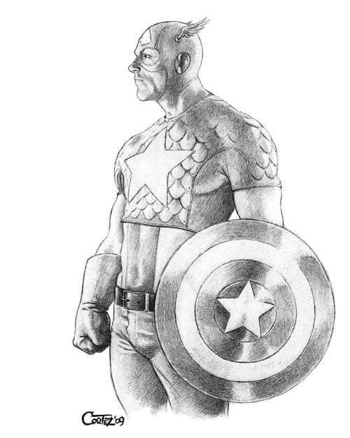 Captain America Complete by sumo0172