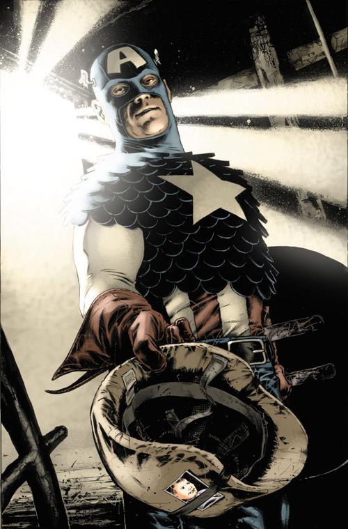 Captain America The Chosen by DaiKaiju
