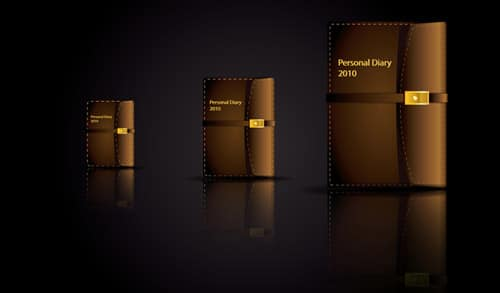 How to Create a Distinguished Personal Diary Icon