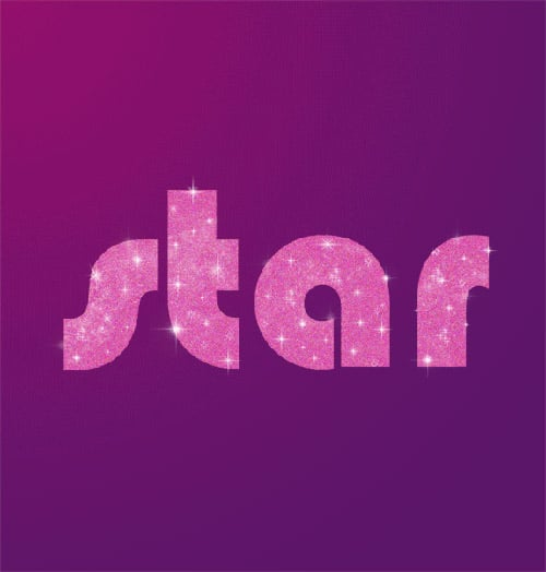Create Sparkling, Animated Text in Photoshop