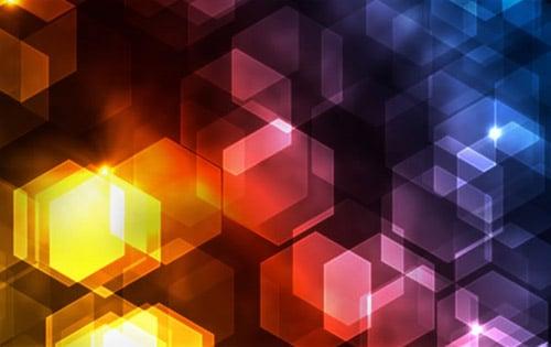 Hexagons Bokeh Effect in Pixelmator