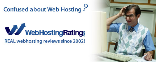 All Your Web Hosting Answers At Webhostingrating.com