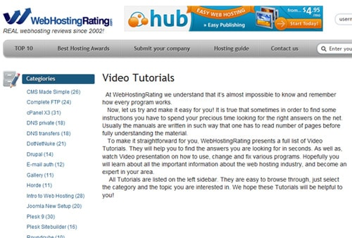 Tutorials, guides and other useful resources