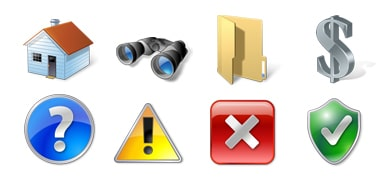 Vista Base Software Icons
