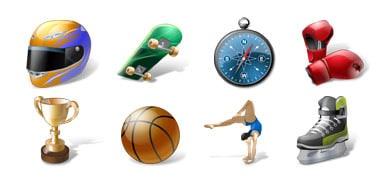 Vista Sport Icons