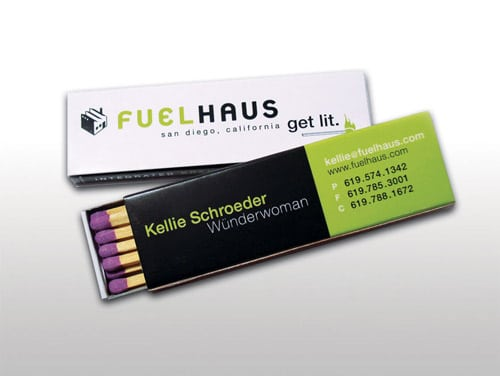 Fuelhaus business cards