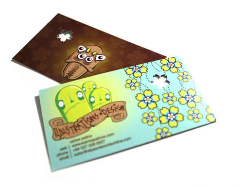 Business Card for: Carlos Patino