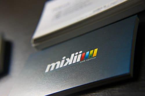 Web agency mikii.fr