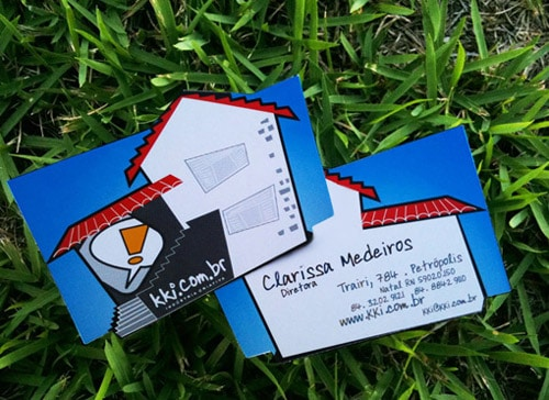 KKI Creative Business Card