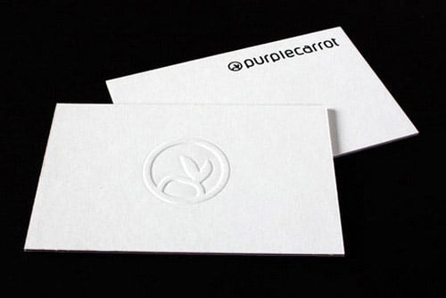 Business Card for: Purple Carrot