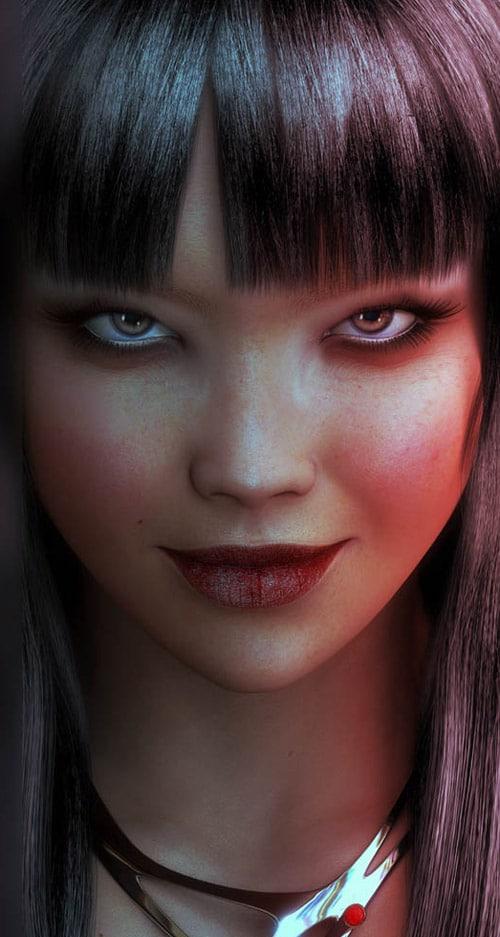 Vampirella by Fabrice Delage