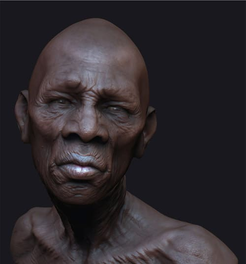 ZBrush Character eBook Artwork