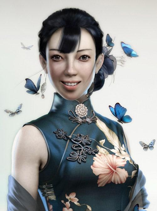 Girlfriend by Weilin Ke