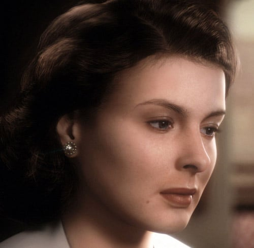 Ingrid Bergman by Max Edwin Wahyudi