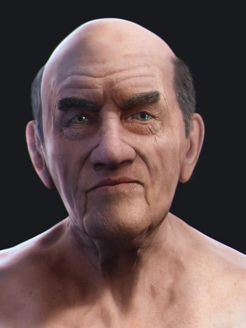 Oldman by Vikram.V