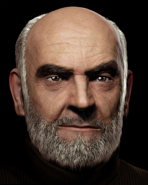 Sean Connery by Mohammad Safioddine