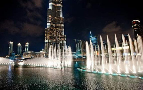Largest Fountain In The World