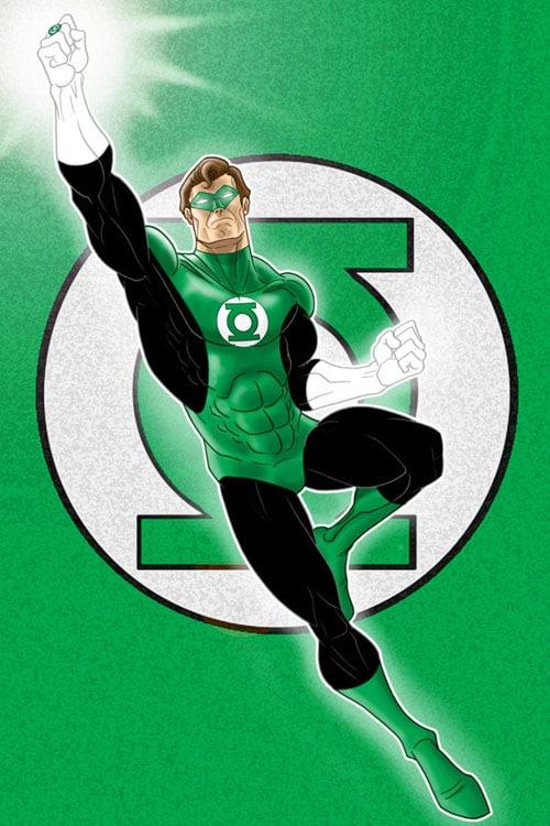 Green Lantern Prestige Series by Thuddleston