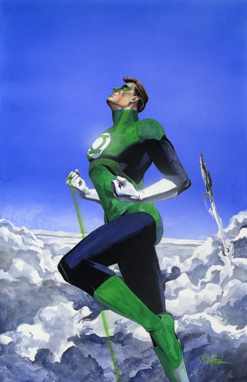 Green Lantern by RobHough