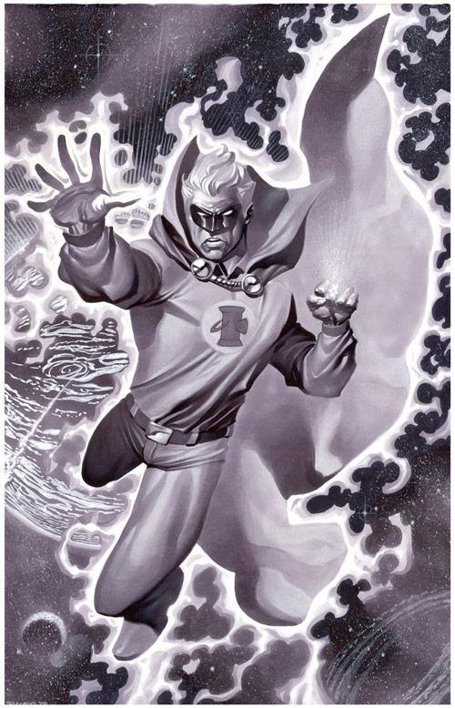 Green Lantern Alan- Marker by chriss2d