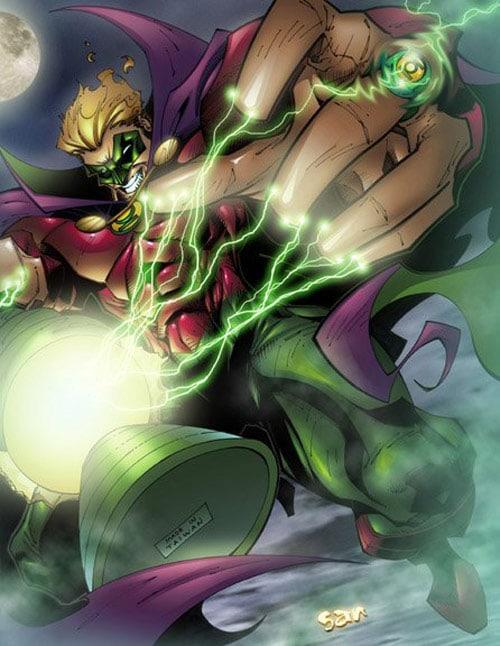 Green Lantern by StevenSanchez