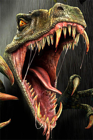 Turok iPhone Wallpaper