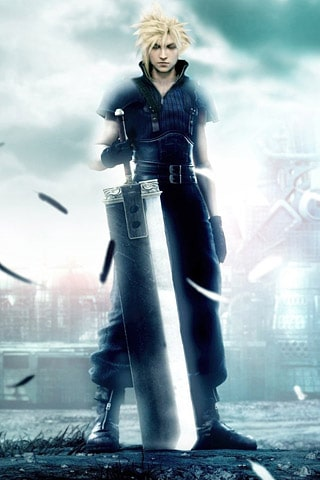 Final Fantasy VII – Cloud