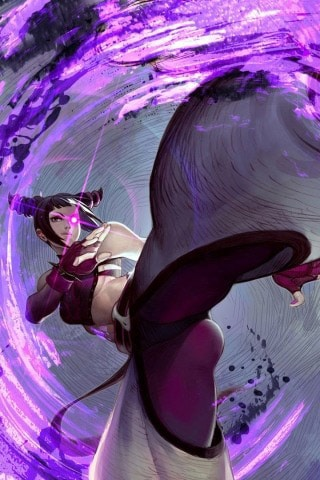 Street Fighter IV – Juri