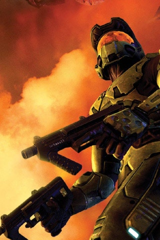 Halo 3 iPhone Wallpaper