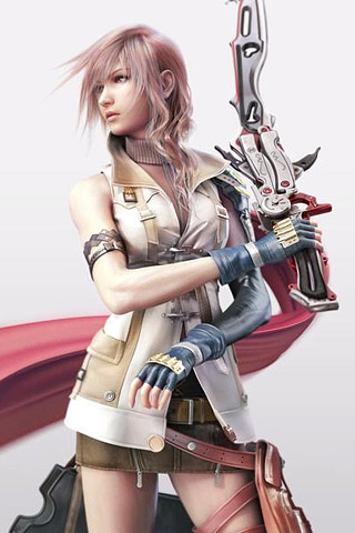 Final Fantasy XIII – Lightning