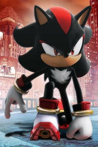 Sonic Adventure iPhone Wallpaper