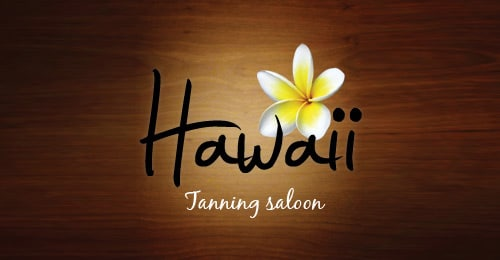 Hawaii - tanning saloon