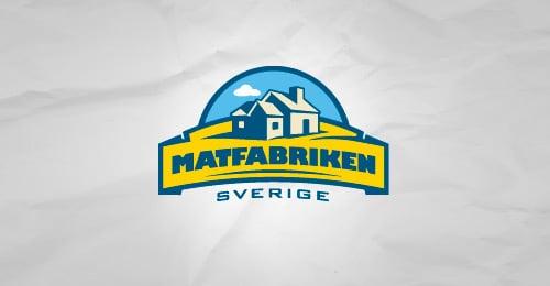 Matfabriken Sverige by Loogo